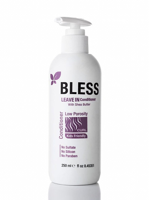 Bless leave in conditioner