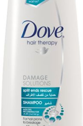 Dove split ends rescue shampoo 200 ml