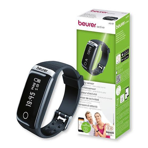 Beurer AS 87 Activity Sensor - Black
