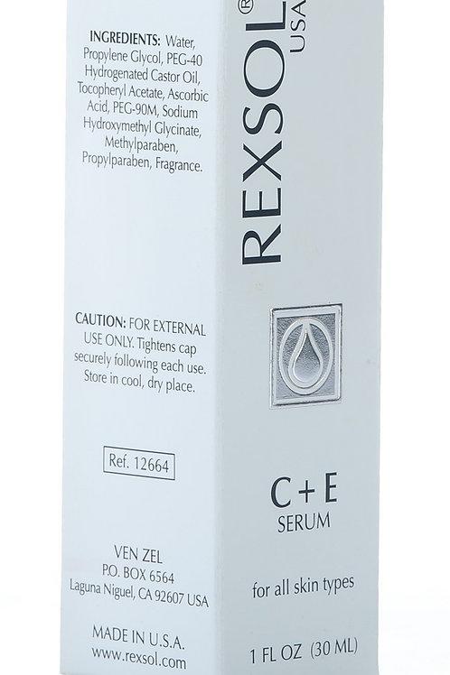 Rexsol C+E serum 30 ml