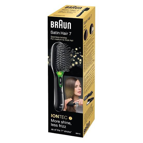 Braun BR710 Satin Iontech Brush
