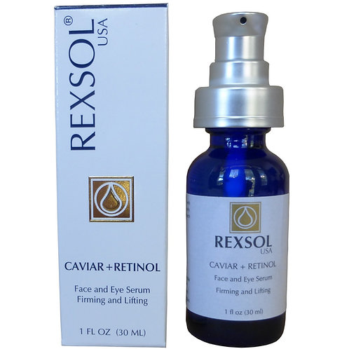 REXSOL caviar and retinol