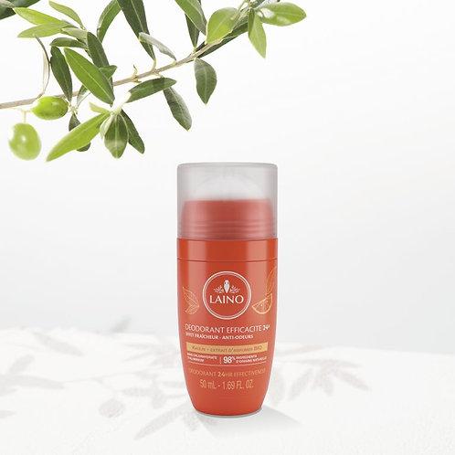 Laino Deodorant 24Hr  Organic Citrus Extract 50ml