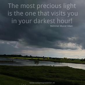 Duisternis en licht...