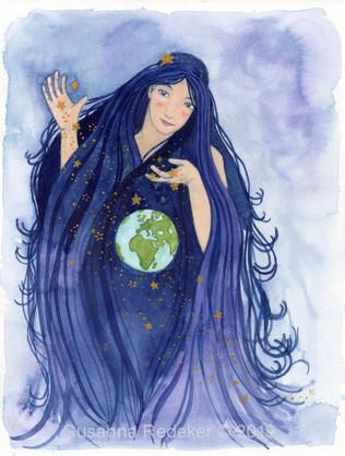 Moeder aarde origineel