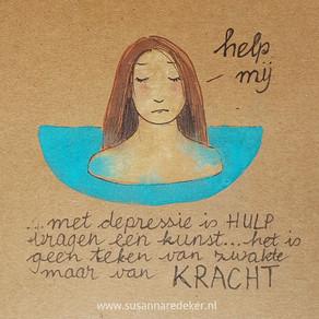 Maak depressie bespreekbaar... IV