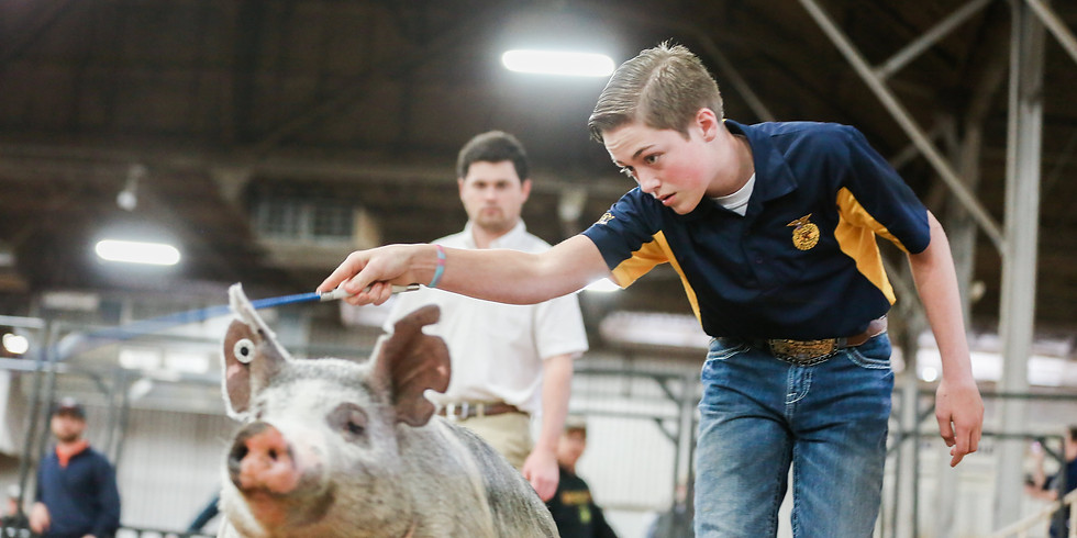 2021 Carter County Junior Livestock Show