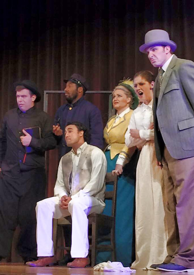 Lady Billows in Albert Herring with Opera Breve