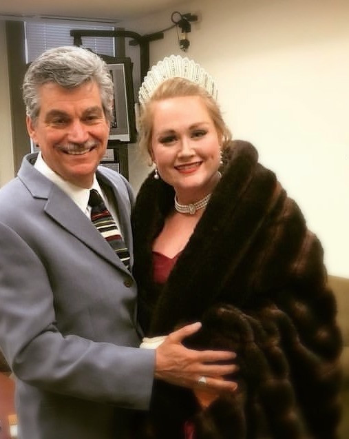 Opening Night of Eugene Onegin with Director Bill Ferrara