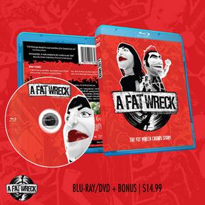 A Fat Wreck VOD & Blu-Ray/DVD Release Date!