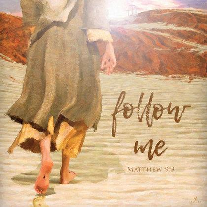 Follow Me (Print)