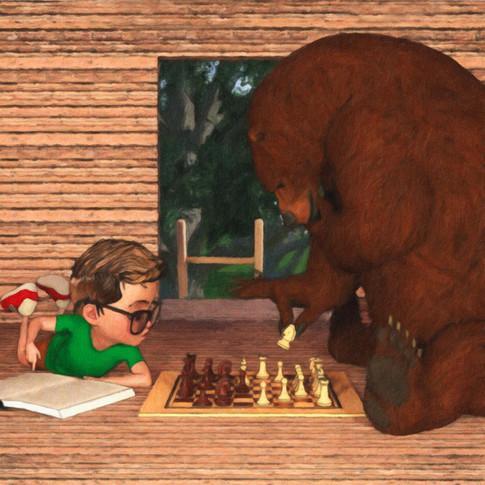 Bear and Boy Playing Chess.jpg