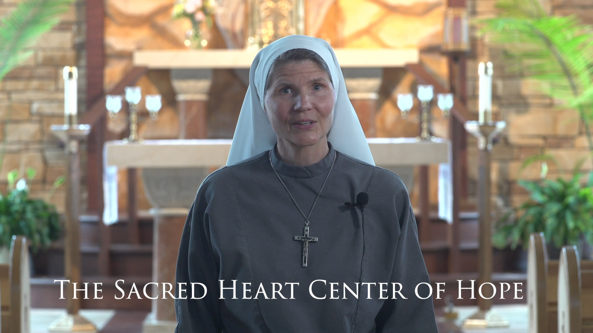 The Sacred Heart Center of Hope's Mini-Retreat Advertisement