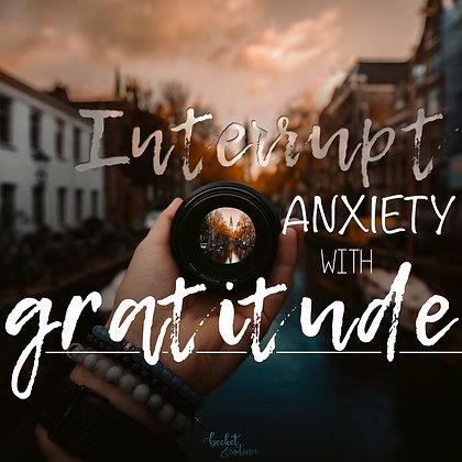 Interrupt Anxiety (Print)
