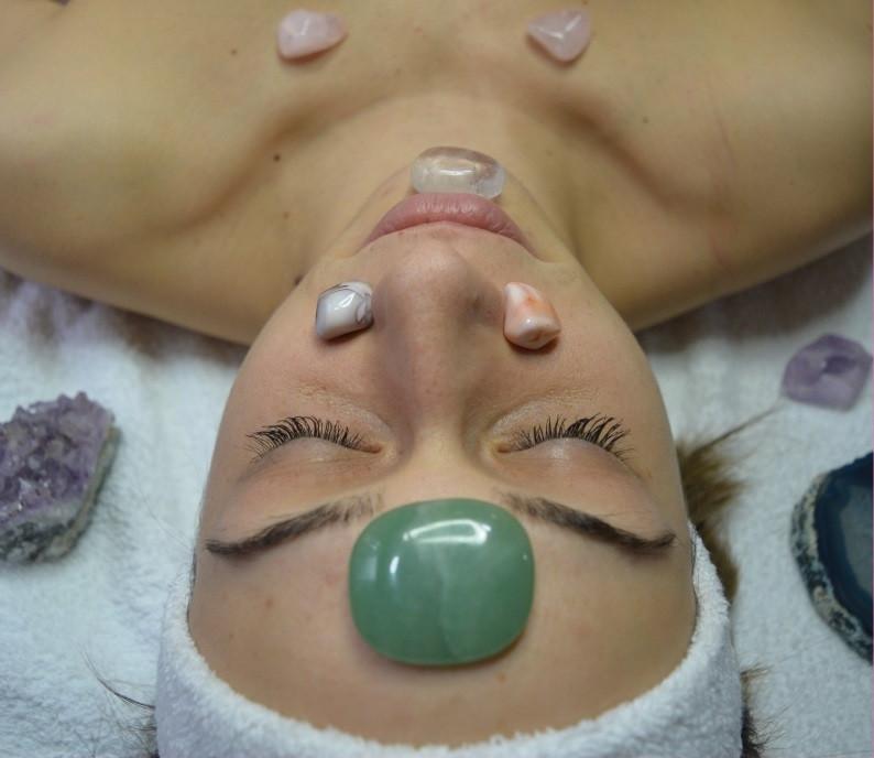 Energetska masaža lica