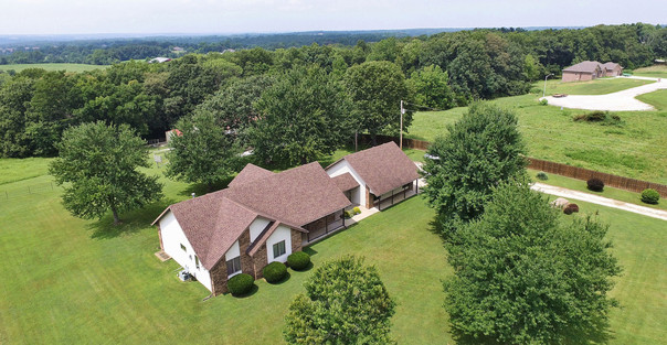 House on 20 acres