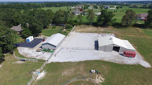 Farm with acreage