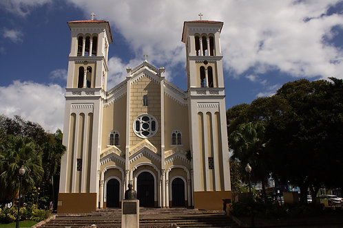 Cathedral de Rio Piedras