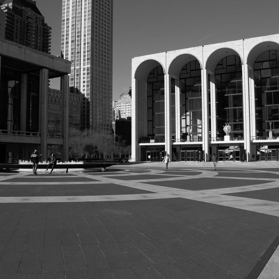 Lincoln Center March 2020