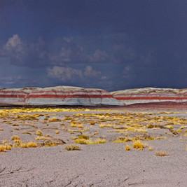 painted desert storm