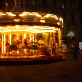 carousel at night 2