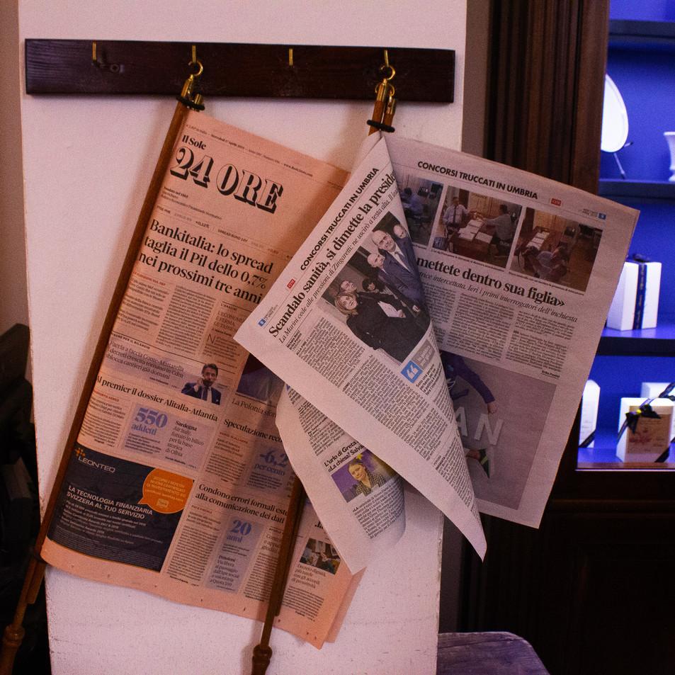 tea room news