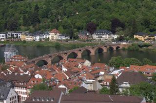 Germany | Old Bridge Hiedelberg 01