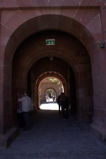 Germany | Hiedelberg Elizabeth Gate
