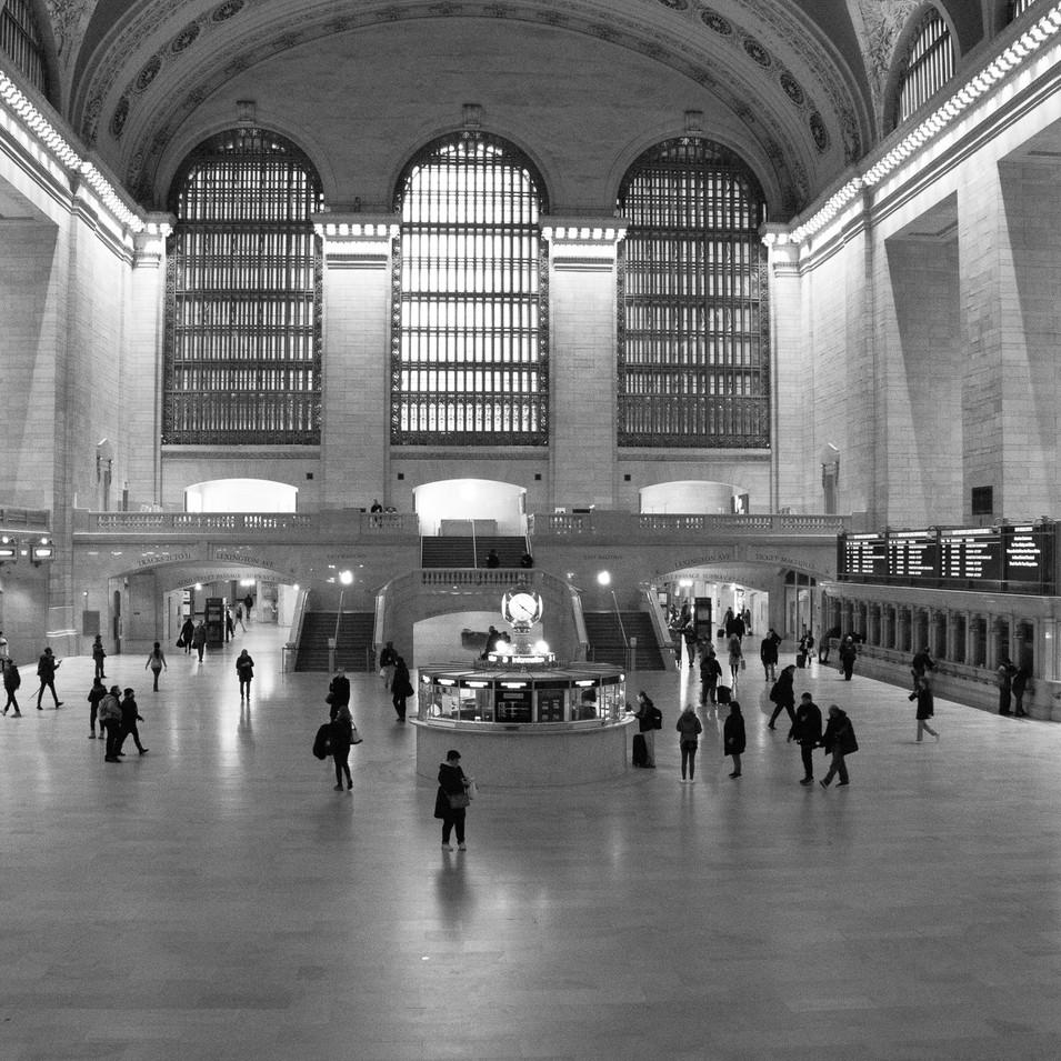 Grand Central March 2020