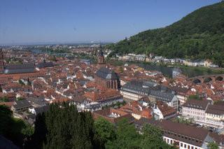 Germany | Old Town Hiedelberg 01