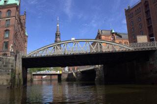 Germany | Hamburg Canal