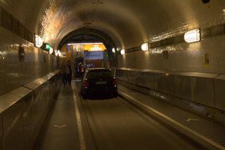 Germany | Hamberg Elbe Tunnel