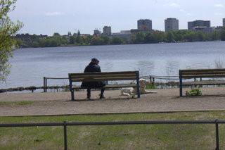 Germany | Hamburg Lakefront