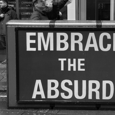Embrace the Absurd