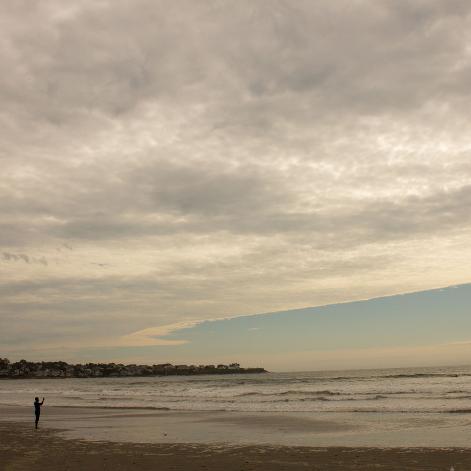 Easton's Beach 2
