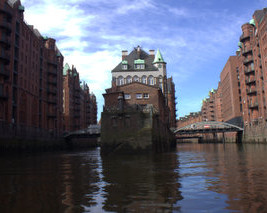 Germany | Hamburg Canal Junction