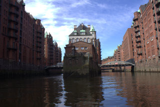 Germany | Hamburg Canal Junction