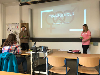 Transgender – Frau oder Mann