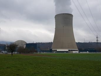Ausflug ins Kernkraftwerk Gösgen