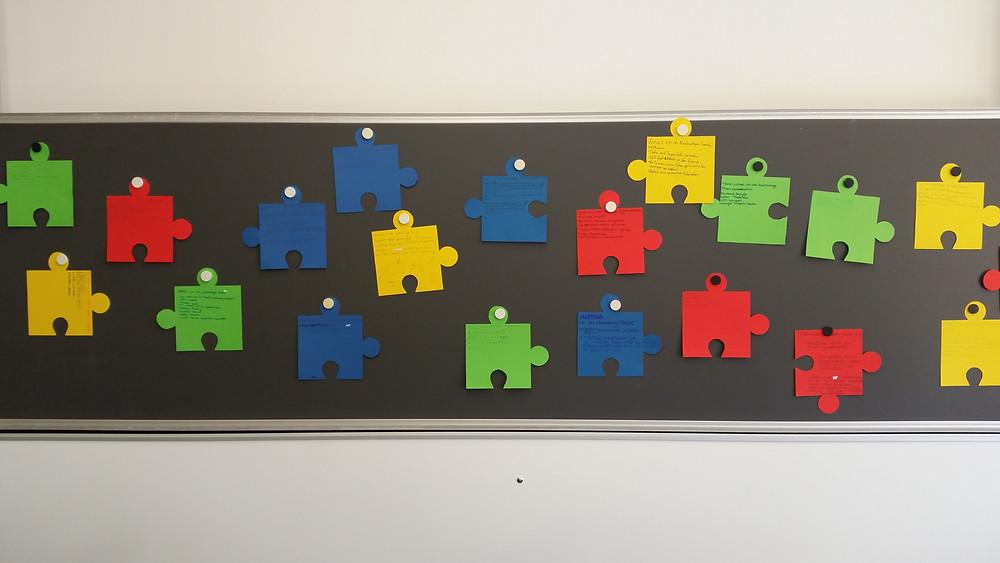 Puzzleteilchen Jobs for Future