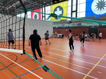 Sporttag im Athletikzentrum