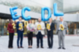 250 000 ECDL-Teilnehmer