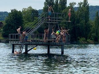 Abschlusslager in Stein am Rhein