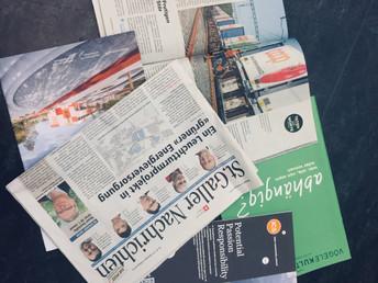Schülerzeitung Making of Teil 2