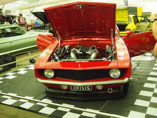 """Motorvation 2015 - Greg Hogan's """"CRISIS"""" 1969 Camaro"""