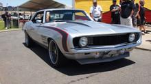Motorvation 2015 - Stu Vernon's 1969 Camaro