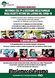 Volantino fondo Cisl FP Lombardia iscrit