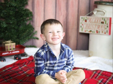 Christmas Mini Sessions are back!