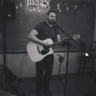 Nick Coons Live @ Zandra's Taqueria