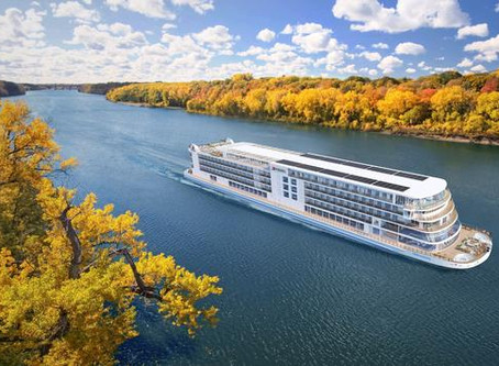 Viking Opens Bookings for New Mississippi River Cruises 2022-23